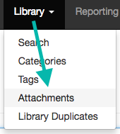 A_screenshot_of_the_Library_Entry_dropdown_menu_to_search_Attachments.png