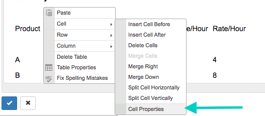 A_screenshot_of_a_table_in_an_Entry_with_the_right-click_menu_expanded_and_Cell_Properties_indicated.png