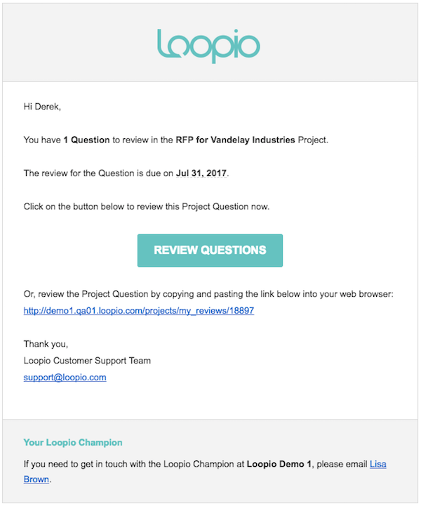 A_screenshot_of_a_Loopio_Project_review_assignment_email.png