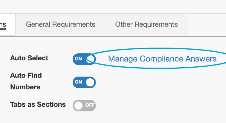 A_screenshot_of_the_Import_modal_for_a_Compliance_Project_with_Manage_Compliance_Answers_option_indicated.png