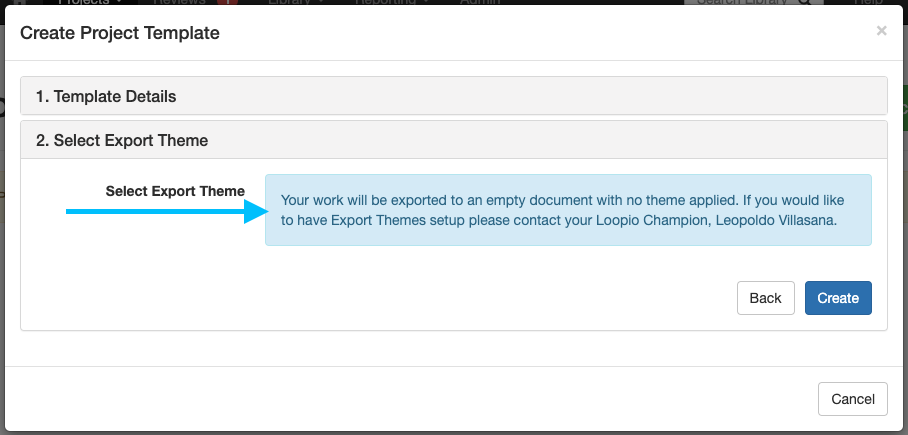 A_screenshot_of_the_Select_Export_Template_section_of_the_Create_Project_Template_modal__with_the_blank_export_document_message_indicated.png