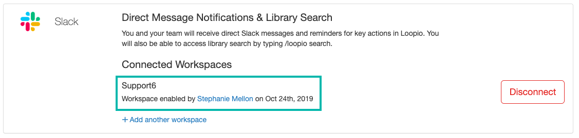 Screenshot_of_the_Integrations_screen_Slack_section_with_the_connection_information_indicated_-_first_workspace.png
