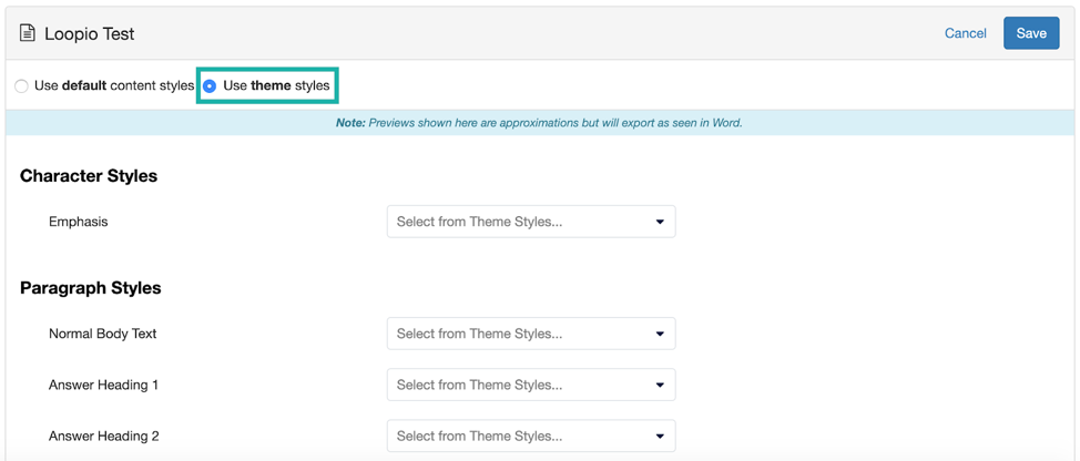 Export_Theme_is_open_with_Use_theme_styles_indicated.png