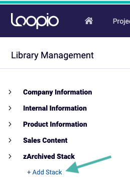 Library_Management_screen_with_Add_Stack_option_indicated.png